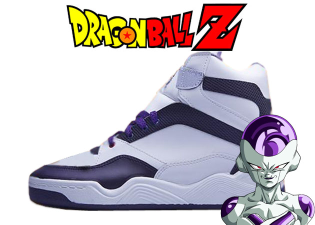 Tenis Dragon Ball Z Freezer Unisex - La Moda del Comic